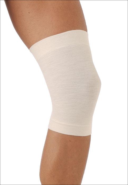 Согревающий бандаж для колена с шерстью